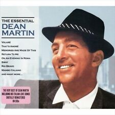 Essential [Not Now] by Dean Martin (CD, Feb-2008, 2 Discs, Not Now Music)