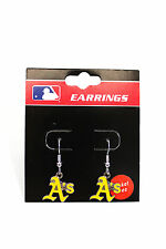 Official MLB Licensed ***Oakland Athletics A's*** Pair of Logo Earrings