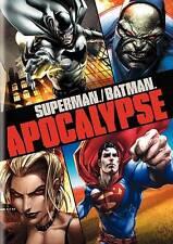 German Region 2 Dvd - Superman/Batman: Apocalypse