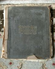 New listing 1921 Standard Atlas McPherson County Kansas George Ogle Maps