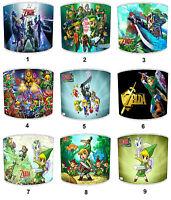 Lampshades Ideal To match Legend Of Zelda Duvets & Legend Of Zelda Wall Decals.