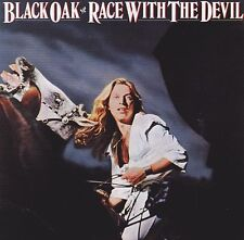 CD BLACK OAK ARKANSAS  Race With The Devil / Southern Rock