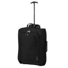 5 Cities - Handgepäck Koffer Trolley Reisekoffer Bordgepäck Reisetasche