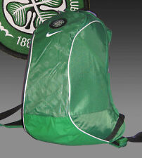 Neuf Nike Celtic Football Club Sac à Dos Vert