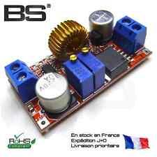 Abaisseur de tension 5A 75W courant constant CC CV LED chargeur li-ion step-down