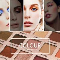 18 Colors Eyeshadow Palette Matte Glitter Makeup Shimmer Shadow Eye kit