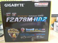 Gigabyte CARTE MERE F2A78M-HD2