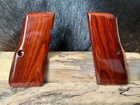 Hand Crafted Cocobolo Browning Hi Power Grips