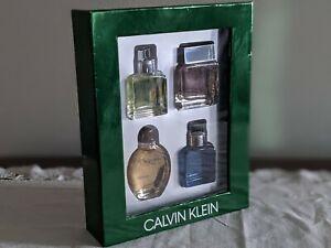 Calvin Klein 4 Piece Eau De Toilette Gift Set