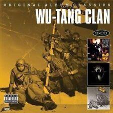 CD de musique rap Wu-Tang Clan avec compilation