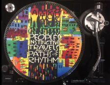 "12""  VINYL RECORD FELT SLIPMAT A TRIBE CALLED QUEST HIP HOP  RAP LP"