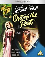 * OUT OF THE PAST ( 1947 ) HMV PREMIUM COLLECTION BLURAY NEW AND SEALED *