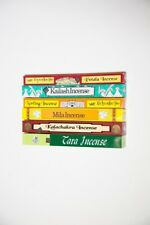 PACK OF 6 Tibetan Incense Gift Set Assortment - Cleansing Healing Incense Sticks