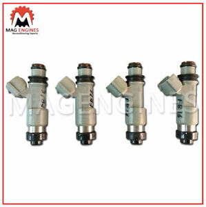 1900 422 21 FUEL INJECTOR SET SUBARU GENUINE FB16 FOR LEVORG IMPREZA 1.6 LTR