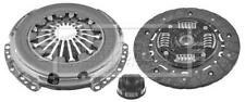 BORG & BECK CLUTCH KIT 3 IN 1 FOR SMART COUPE FORTWO 1.0 72 98