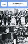Fiche Cinéma évènements. Movie Card Events. Les Oscars 1941 (USA) 14e année