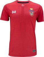 100% Authentic Original Myanmar National Football Soccer Team Jersey Shirt Red