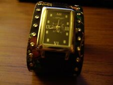ed hardy  / womens / black temptress watch