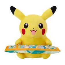 Pokemon Pikachu Large Plush & PC Arm Cushion Set Pokemon Center Original