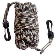 Pull-Up Rope Nylon Camo Hunting Hoist your Bow Gun Gear Outdoor Climbing 30-Foot