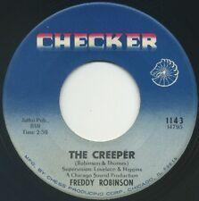"FREDDY ROBINSON The Creeper/Go-Go Girl 7"" 1966 Chess VG"