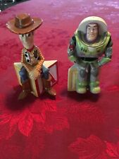 Salt and pepper shakers, Toy Story, Disney Treasure Craft