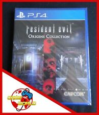 RESIDENT EVIL ORIGINS COLLECTION - PS4 - ITALIANO - Nuovo - OFFERTA LIMITATA