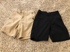 Boys Quicksilver Amphibian Shorts Size 4, Lot Of 2, Board surf beach Euc Toddler