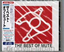 Sealed DEPECHE MODE,RECOIL,etc. BEST OF MUTE V.A. JAPAN-ONLY CD TOCP-50587 w/OBI