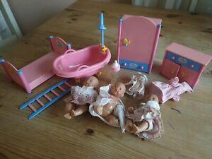Mini baby born dolls