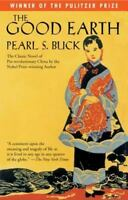 The Good Earth by Pearl S. Buck Paperback Oprah's book club FREE SHIPPING
