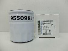 GENUINE VAUXHALL PETROL ENGINES OIL FILTER 95509857 Z20LEH Z20LET