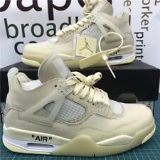 Off-White x Nike Air Jordan 4