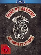 Sons of Anarchy Blu-ray - Complete Box - Komplettbox Staffel 1+2+3+4+5+6+7 (1-7)