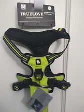 Truelove Dog Puppy Adjustable Reflective Safety Harness/Vest Anti-Pull Small