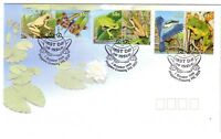 """1999 FDC Australia. Small Pond. """"Frog"""" Pict.FDI """"HOPPERS CROSSING"""""""