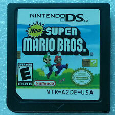 New Hot Fun Super Mario Bros.(Nintendo DS) XMAS Gifts Game Card Popular Funny