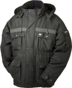Caterpillar Jacket - CAT Heavy Insulated Parka was $169.00 - W11432