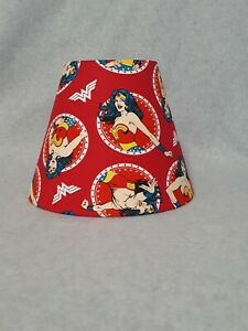 Wonder Woman Lamp Shade