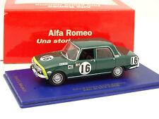 M4 1/43 - Alfa Romeo 1750 24h SPA 1968