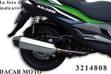 3217808 SILENCIADOR MALOSSI KYMCO DOWNTOWN 300 es decir, 4T LC (SK60)