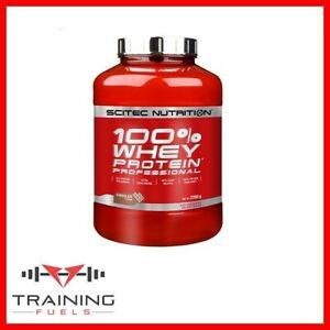 Scitec Nutrition 100% Whey Protein Professional Isolate & Concentrate All Sizes