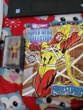 DC COMICS SUPER HERO COLLECTION ISSUE 46 FIRESTORM EAGLEMOSS FIGURE + MAGAZINE