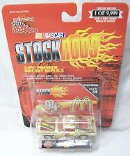 RARE RACING CHAMPIONS STOCK RODS 1/64 BILL ELLIOTT #94 1968 MUSTANG 1999 DIECAST