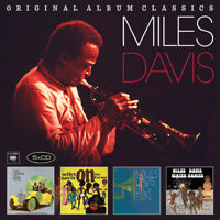Miles Davis : Original Album Classics CD Box Set 5 discs (2018) ***NEW***