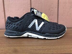 NEW New Balance WX20BK4 Women US 9.5 D Black Silver Cross Training Sneakers C8