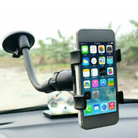 360°Rotatable Car Windscreen Suction Cup Window Mount Phone Holder Bracket G9S