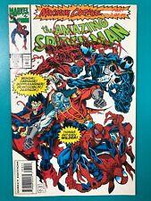 The Amazing Spider-Man #379 Maximum Carnage Part 7 NM