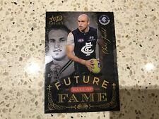 2018 AFL SELECT LEGACY Chris Judd Future Hall Of Fame #22/50