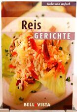 REIS Gerichte + Kochbuch + Ratgeber mit raffinierten Rezepten + Gesund (51-21)